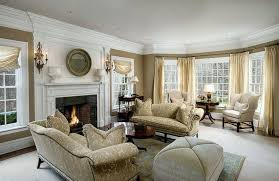 Living Room Furniture Arrangement With Fireplace 47 Beautiful Living Rooms Interior Design Pictures Designing Idea