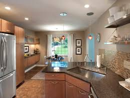 outside corner kitchen cabinet ideas kitchen ideas with a corner sink hgtv