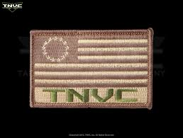 Ir American Flag Patch Tnvc Betsy Ross Flag Patch U2039 Tactical Night Vision Company