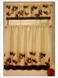 coffee themed kitchen canisters coffee curtains for kitchen thamtubaoan