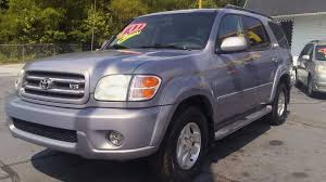 2002 toyota sequoia limited for sale 2002 toyota sequoia limited in for sale 10 used cars