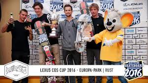 lexus cup australia lexus cos cup 2016 u2013 europa park rust youtube