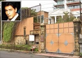 Shahrukh Khan House Celebrities Wallpaper Shahrukh Khan House