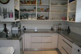 Kitchen Scullery Designs A Well Equipped Scullery Keeps This Kitchen Clutter Free Kitchen
