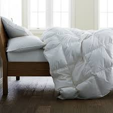 What Is The Most Comfortable Comforter Organic Cotton Down Comforter The Company Store