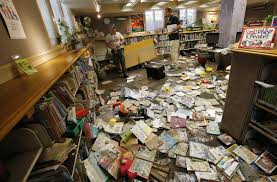 sugar house library basement flooded thousands of books lost