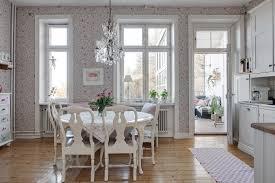 romantic scandinav în roz deschis și cu motive florale jurnal de