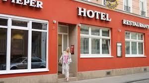 hotel pieper 3 star hotel in trier rhineland palatinate