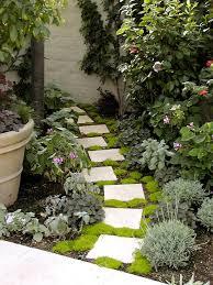 Ideas For Garden Walkways Best Pavers For Walkway Small Garden Pathway Ideas Garden Paving