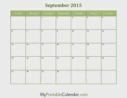 11 best free printable calendar september 2015 images on