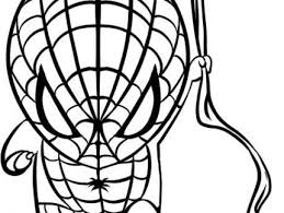 download coloring pages spiderman coloring pages spiderman baby