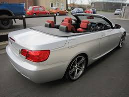 bmw convertible second second bmw 3 series 325d sport plus 2dr auto convertible