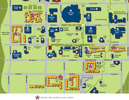 Tufts Campus Map Clemson Campus Map