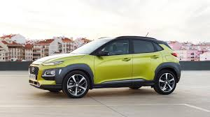 acid yellow jeep hyundai reveals its new 2018 kona suv