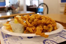 have fried clams become a luxury item cape cod wave