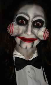 jigsaw makeup tutorial youtube