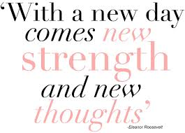 quote about strength and hope lots of fits and kisses be strong but watch out