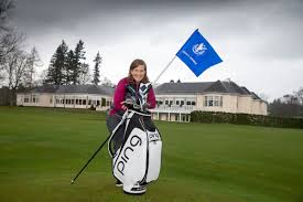 how did the scottish men plait and club their hair scottish golf new ping mixed event for scottish club golfers