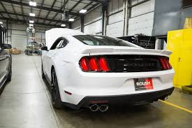 roush mustang stages 2015 roush mustang lineup rolled out on mycarid