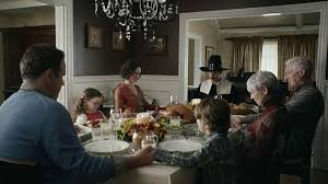 stove top tv commercial pilgrim isms give thanks