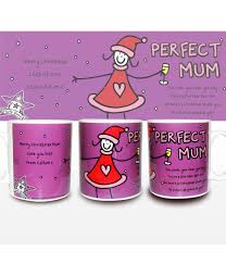personalised purple ronnie christmas mum mug gifts