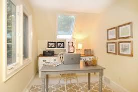250 budget home office makeover with diy filing cabinet desk