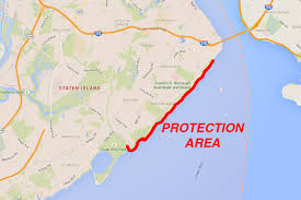 Map Staten Island Giant Levee May Protect Staten Island From Future Storms Curbed Ny