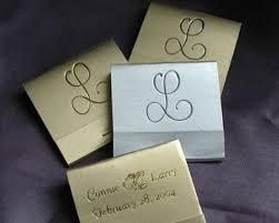 matches for wedding wedding matches 125 matchbooks wedding favors bridal shower