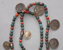 indian beads necklace images Indian bead necklace etsy jpg