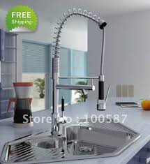 Touch Kitchen Faucet Reviews Arbor Pulldown Sprayer Touchless Kitchen Faucet With Motionsense