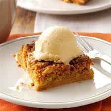 light pumpkin dessert recipes great pumpkin dessert recipe taste of home