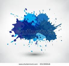 free paint splatter vectors download free vector art stock