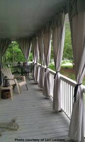 Patio Drapes Outdoor Drop Cloth Curtains For My Patio Drop Cloth Curtains Patio