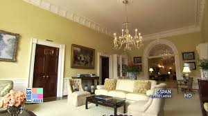 White House Interior Pictures Laura Bush On A Normal Life In The White House C Span Youtube