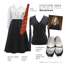 hermione granger halloween costumes chic halloween costumes mine u0026 yours pre owned designer