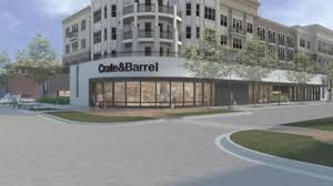 crate and barrel comes to avalon atlanta business chronicle