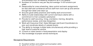 catering manager resume test lead resume format test manager resume sample best human