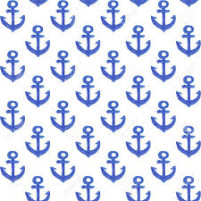 anchor wrapping paper watercolor anchor pattern for design wrapping paper scrap booking