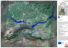 Map Of Indus River Safer Action N 048 Pakistan