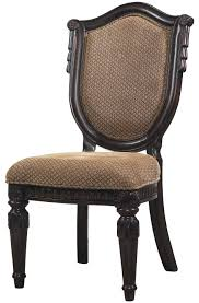 fairmont dining room sets grand estates upholstered side chair by fairmont designs family