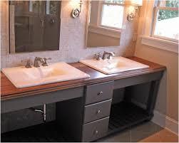Shallow Bathtub Bathroom Vanities With Towel Storage Beige Wall Paint Modern