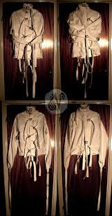 Asylum Halloween Costumes 25 Straight Jacket Costume Ideas
