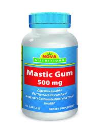 Mediterranean Kitchen Mastic Amazon Com Mastic Gum 500 Mg 60 Capsules By Nova Nutritions