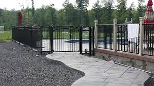 ornamental aluminum fences gates railings