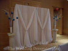 wedding backdrop using pvc pipe 53 best backdrops images on wedding ideas shower
