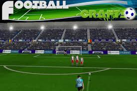 football soccer apk football craft soccer apk from moboplay