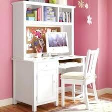 Small Kid Desk White Desk With Hutch Bethebridge Co