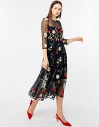 monsoon dresses monsoon dresses party lace wrap dresses monsoon eu
