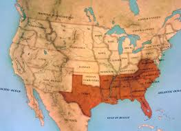 America Map With States by Maps The Civil War Pbs