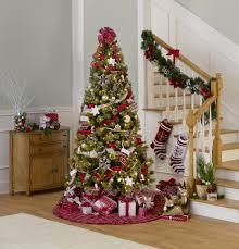 christmas tree trim christmas lights decoration